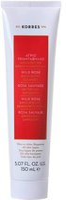 Korres Wild Rose Exfoliating Cleanser (150 ml)