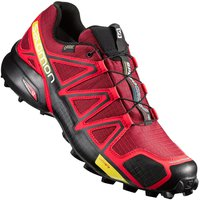 Salomon Speedcross 4 GTX brique/radiant red