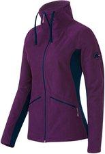 Mammut Niva Midlayer Jacket Women velvet melange-marine