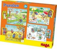 Haba Puzzle Jahreszeiten