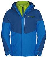 Vaude Kids Suricate 3in1 Jacket II hydro blue/green