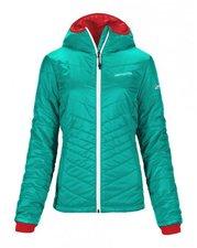 Ortovox Swisswool Jacket Piz Bernina aqua