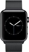 Apple Watch Series 2 Aluminium roségold mit Sportarmband blau