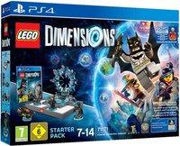 Lego Dimensions: Starter Pack + Supergirl (PS4)