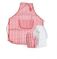 Egmont Toys Apron glove and hat (509002)