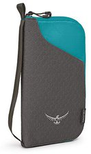 Osprey Document Zip Wallet tropical teal