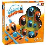 Blue Orange Gobblet Mampfer