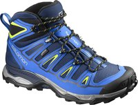 Salomon X Ultra Mid 2 GTX blue depth/blue/green