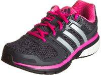 Adidas Questar Boost Women core black/silver metallic/shock pink