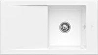 Villeroy & Boch Timeline 50 flat weiß glänzend