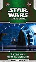 Heidelberger Spieleverlag Star Wars LCG -  Erlösung und Rückkehr - Endor Zyklus 6