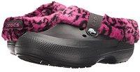 Crocs Kids Classic Blitzen II Clog leopard/black