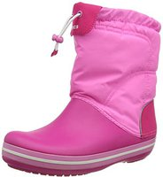 Crocs Kids Crocband LodgePoint Boot candy pink/party pink