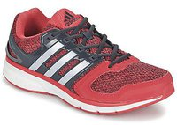 Adidas Questar Boost ray red/white/collegiate burgundy