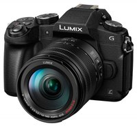 Panasonic Lumix DMC-G81 Kit 14-140 mm