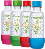 SodaStream PET-Flasche Tropfenform 0,5 Liter