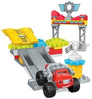 Mega Bloks Blaze and the Monster Machines - Axle City Garage