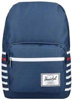Herschel Pop Quiz Backpack navy offset stripe
