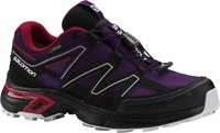 Salomon Wings Access GTX Women cosmic purple/black