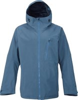 Burton AK 2L Cyclic Snowboard Jacket Washed Blue