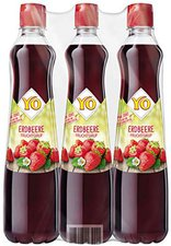 Yo Fruchtsirup Fruchtsirup Erdbeere 0,7l
