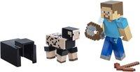 Mattel Minecraft exploding creeper