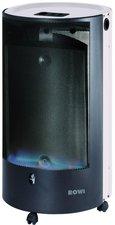 ROWI Gas-Heizofen Blue Flame 4200 W Premium++ inox