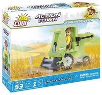 Cobi Action Town Kleine Erntemaschine