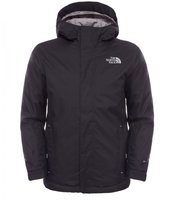 The North Face Kid's Snow Quest Jacket TNF black