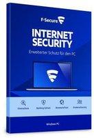 F-Secure Internet Security 2017 Upgrade (3 Geräte) (1 Jahr)