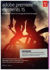 Adobe Premiere Elements 15 Upgrade (DE) (Box)