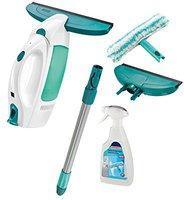 Leifheit Fenstersauger Dry & Clean Set VS