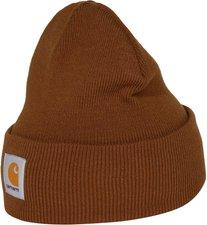 Carhartt Short Watch Hat hamilton brown