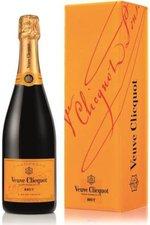Veuve Clicquot Brut mit Geschenkverpackung 0,75l