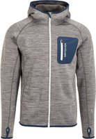 Ortovox Merino Fleece Melange Hoody grey blend