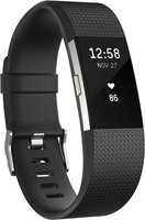 Fitbit Charge 2 Schwarz / Silber small