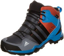 Adidas AX2 Mid CP K onix/core black/shock blue