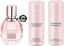 Viktor & Rolf Flowerbomb Set (EdP 30ml + DG 50ml + BC 40ml)