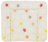 Alvi Wickelauflage Folie Molly Stars and Stripes (75 x 85)