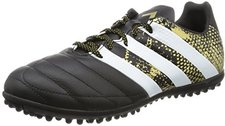 Adidas Ace 16.3 TF Leather Men core black/ftwr white/gold metallic
