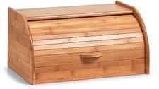 Zeller Rollbrotkasten, Bamboo 40 x 26 x 20 cm