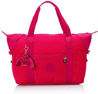Kipling Art M vibrant red blk