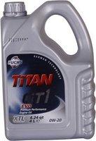 Fuchs Petrolub Titan GT1 EVO 0W-20 (4 l)