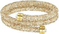 Swarovski Crystaldust Double golden crystal