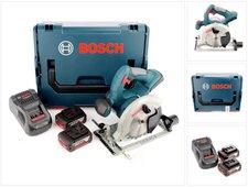 Bosch GKS 18 V-LI Professional (2 x 5,0 Ah in L-Boxx)
