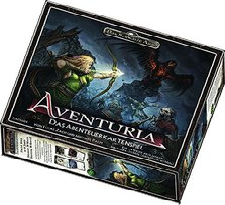 Ulisses Spiele Aventuria Das Abenteuerkartenspiel