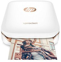 HP Sprocket weiß (X7N07A)