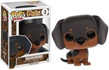 Funko Pop! Movies: Pets The Secret Life of Pets - Dachshund Teckel