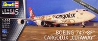 Revell Boeing 747-8F Cargolux Cutaway (04949)