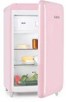 Klarstein PopArt Retro Kühlschrank pink